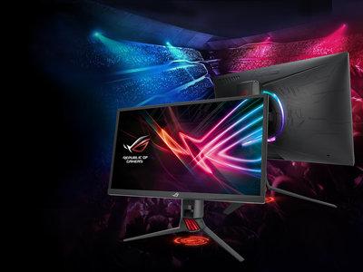 Asus presume de frecuencia de refresco en su nuevo monitor gaming, el Asus ROG STRIX XG248Q