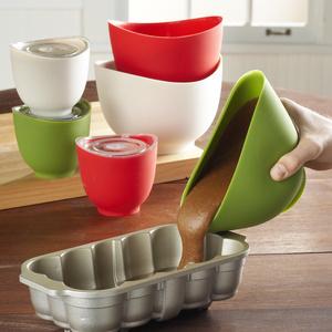Bowls de silicona