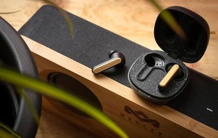 """House of Marley anuncia los Redemption ANC, sus nuevos auriculares inalámbricos fabricados con materiales """"sostenibles"""""""