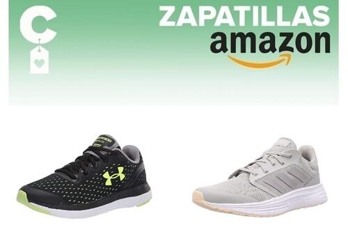 Chollos en tallas sueltas de zapatillas Nike, Adidas, Under Armour y New Balance por menos de 40 euros  en Amazon