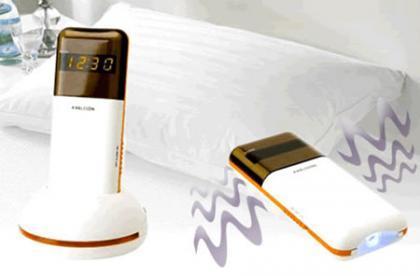 Vibrating Alarm Clock: Vibraciones para despertar