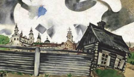 Marc Chagall en el Museo Thyssen Bornemisza. Primera retrospectiva en España