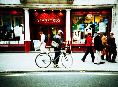 Stanfords: la mejor librería de viajes el mundo