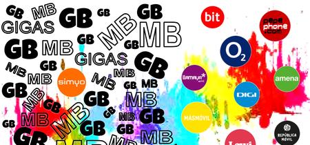 Comparamos las nuevas tarifas móviles de Simyo con O2, Lowi, Pepephone, Digi, Amena, República y MásMóvil