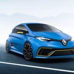 Renault Zoe e-Sport Concept, así serán los hot hatch 100% eléctricos según Renault Sport