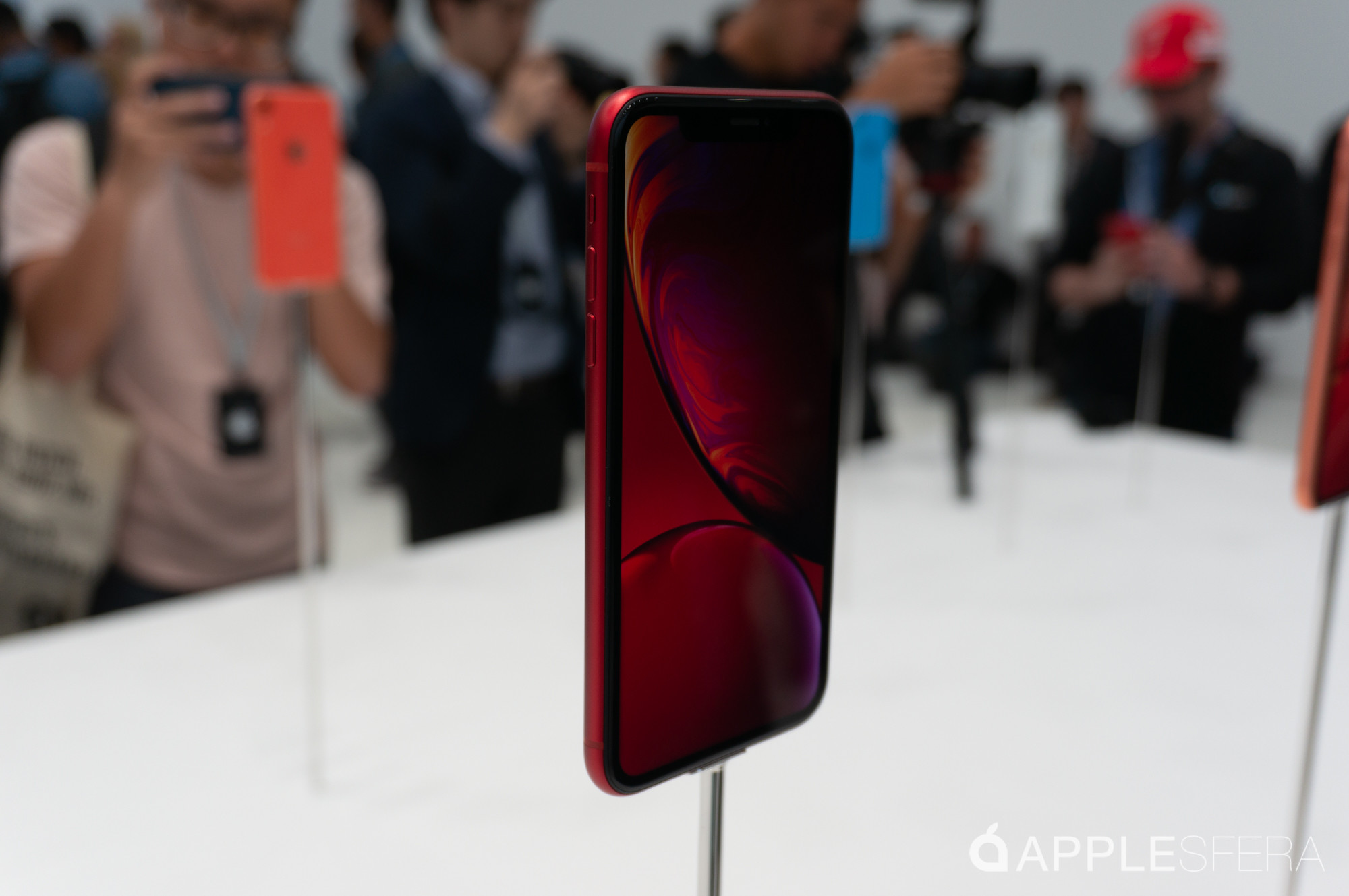 Apple Watch Series 4, iPhone XS, iPhone XS Max y iPhone XR