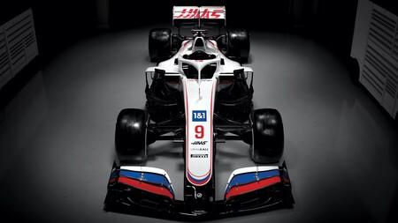 Haas F1 2021 4