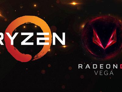 AMD no para: los 12nm llegarán a la segunda generación de Ryzen y Vega en 2018