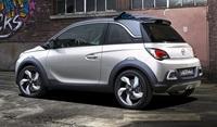 Opel Adam Cabrio, posiblemente para Ginebra