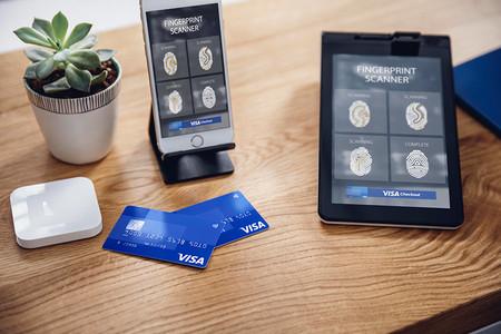 Visa Huella Compra