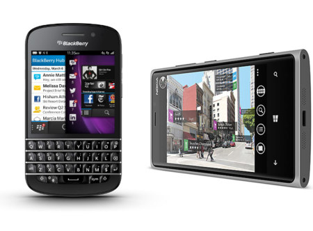 Habrá 45 millones de Windows Phones y 20 millones de BlackBerrys 10 a finales de año, según ABI