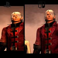 Devil May Cry en Nintendo Switch frente a las versiones de PS2 y Xbox 360 en un vídeo comparativo