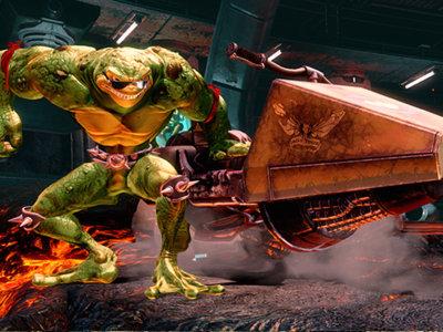 Killer Instinct revela el tráiler de Rash de Battletoads