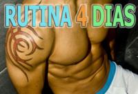 Definición Vitónica 2.0: rutina 4 días - semana 1 (II)