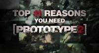 'Prototype 2' nos da 11 razones para hacernos con él