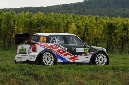 Rallye de Alsacia 2013