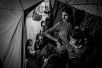 The displacement of the Yazidi people in Iraq