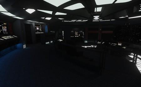 [Vídeo] Recorriendo el interior de la USS Voyager de 'Star Trek' con Oculus Rift