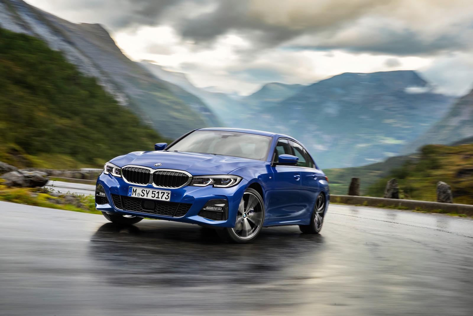 Foto de BMW Serie 3 2019 (7/131)