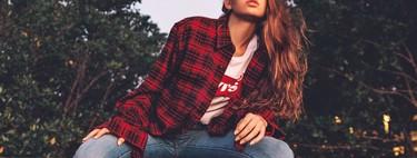 Renovar tu colección de camisetas te saldrá más barato en Levi's con esta selección tan top rebajadísimas