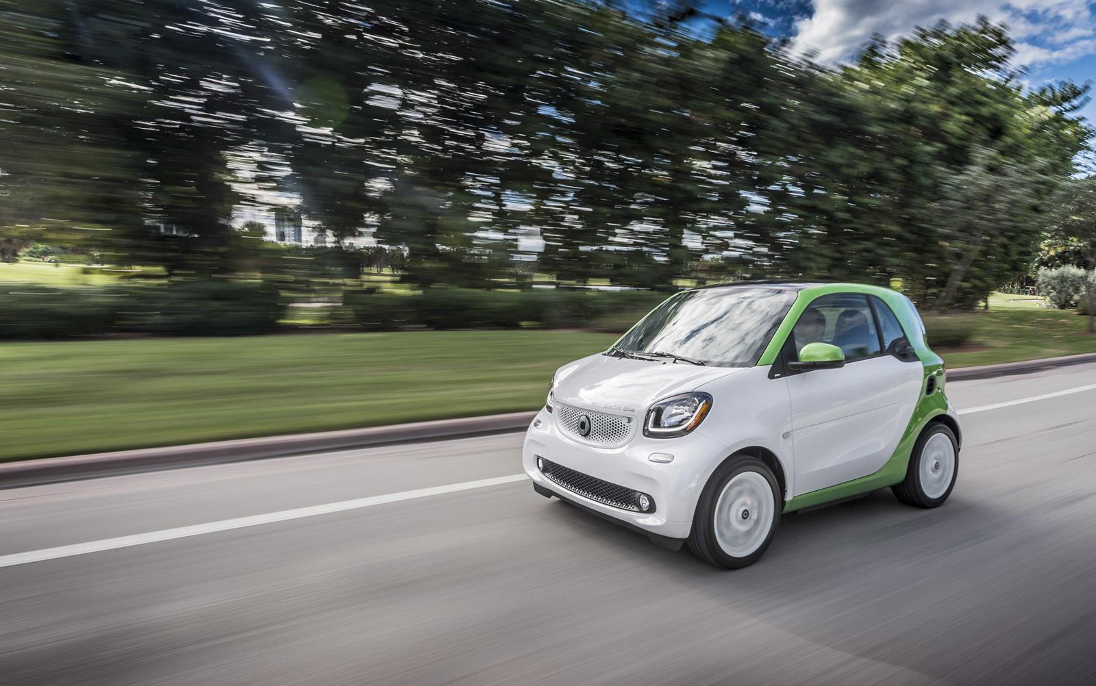 Foto de smart fortwo Electric Drive, toma de contacto (90/313)
