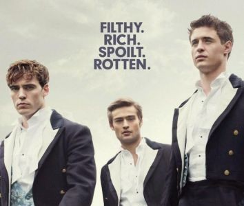 'The Riot Club', tráiler y cartel