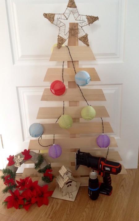 Hemos probado: Black+Decker Multievo 18V... ¡tenemos árbol de Navidad DIY!