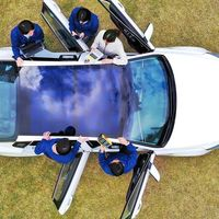 Hyundai y Kia montarán paneles solares en los techos de sus coches a partir de 2019