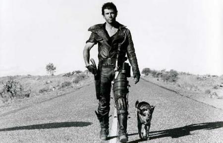El perro de Mel Gibson