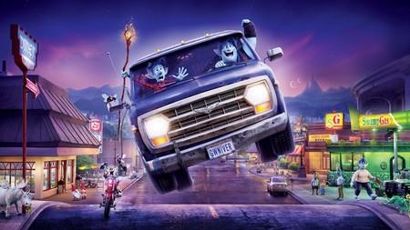 'Onward': Pixar recupera plenamente su magia con una maravillosa fantasía épica