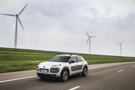 Citroën saca pecho mostrando el consumo real obtenido con el Citroën C4 Cactus