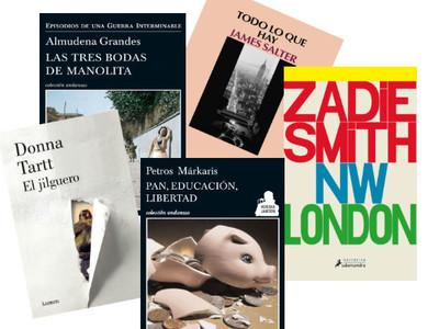 Los cinco libros de Celia para el Día del Libro