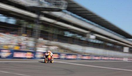MotoGP Indianápolis 2011: Casey Stoner cierra el fin de semana con victoria