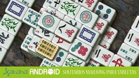 Los Tres Mejores Solitarios Mahjong Y Medio Para Tabletas Android
