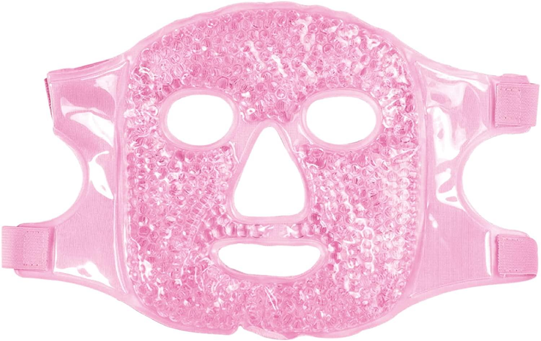 Máscara fría, Gel mascarilla de relajación