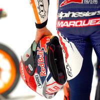 """Marc Márquez ya posa como piloto y en Honda son optimistas sobre su vuelta: """"Es improbable que no esté listo"""""""