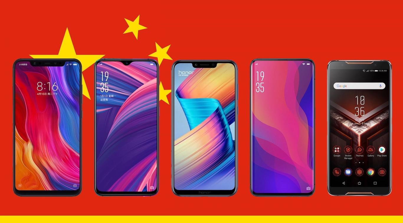 41b9b82b3 Los mejores móviles chinos de 2018