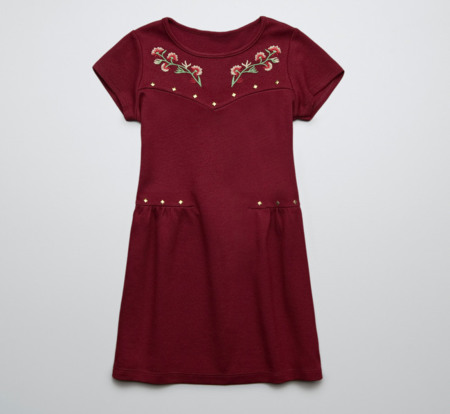 vestido zara niñas