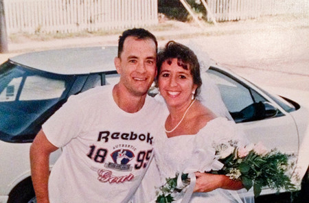 Tom Hanks Boda 1993