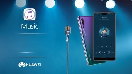 Huawei Music: así es el servicio de streaming musical que el fabricante chino está ofreciendo en cada vez más países