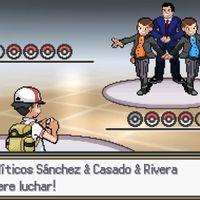"""""""Ash contra Puigdemont, Rivera o Iniesta"""": Pokémon Iberia, el 'fangame' hecho con RPG Maker que parodia todos los tópicos de España"""