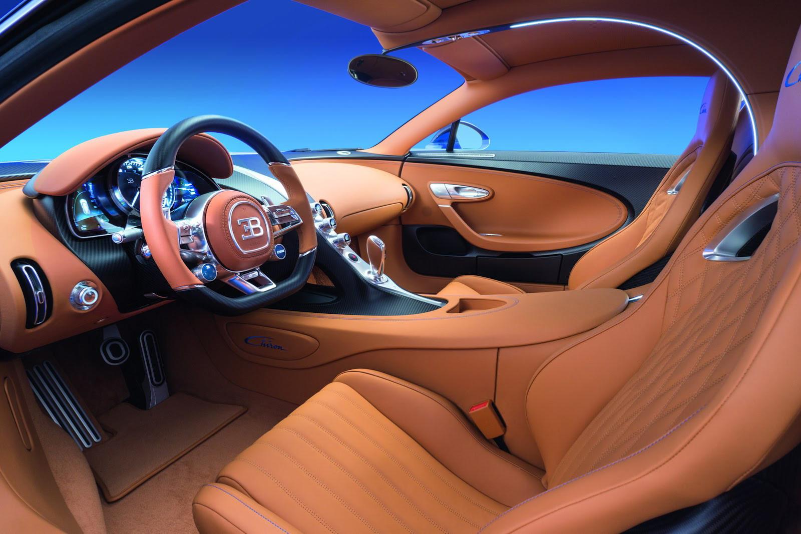 Foto de Bugatti Chiron (16/60)