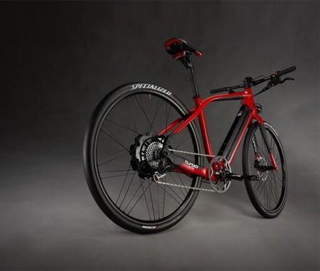 La bicicleta eléctrica (que además es preciosa)