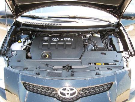 Motor Toyota Auris
