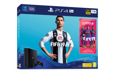 Fifa 19 Ps4 Pro Pack