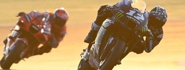Analizamos los test de MotoGP: Yamaha sigue con ritmo pero falta velocidad y Marc Márquez gana hasta sin correr