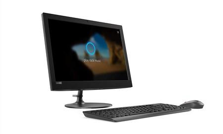 Lenovo Ideacentre AIO 330-20AST, un todo en uno con una configuración casi tan básica como su precio: sólo 269 euros hoy, en Amazon