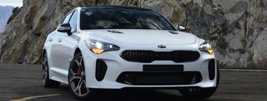 KIA Stinger V6, a prueba: un Gran Turismo tan rabioso como desafiante