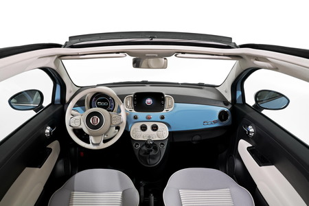 Fiat 500 Spiaggina 58 16