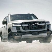 Toyota Land Cruiser 300 recibe una pizca de Gazoo Racing con esta nueva variante